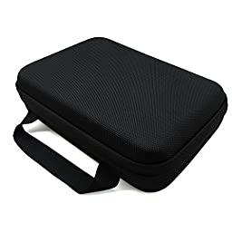 for Bose Soundlink SL Mini 1 & 2 (I and II Gen) Bluetooth Portable Wireless Speaker Storage Carrying Travel Case Bag fits Soft Cover/Charger/Cradle/Cable by co2CREA