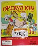 Hasbro Operation Game Charm Keychain