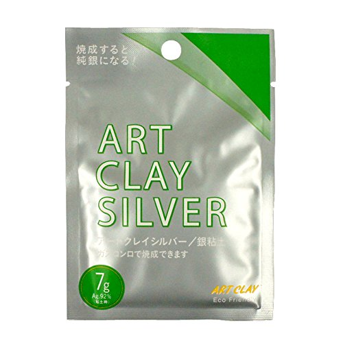 art-clay-silver-7g-a-272-japan-import