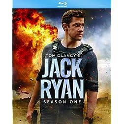 Tom Clancy's Jack Ryan Season One [Blu-ray]