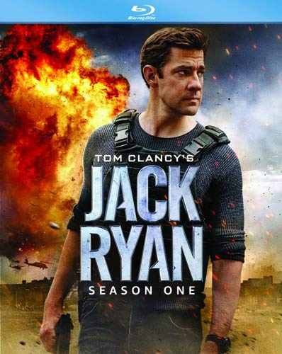 Blu-ray : Tom Clancy's Jack Ryan: Season One (2 Discos)