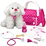 Barbie Hug 'n Heal Pet Dr Maltese White
