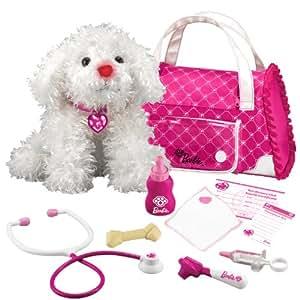 Barbie Hug 'n Heal Pet Dr Maltese White