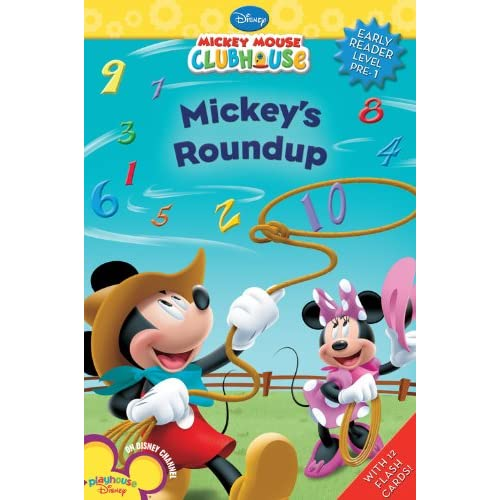 Amazon.com: Mickey's Roundup (Disney Mickey Mouse