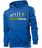 Sport - EISHOCKEY EVOLUTION Cooler Comedy Herren Kapuzenpullover S-XXL