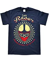 Cafe Racer Dedicated to Speed T-Shirt