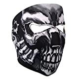 Lemon Neopren Vollgesichts Maske Assassin's Skull Face Mask Ghost Style