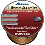 Accell B067B-100H 12-Gauge UltraAudio Speaker Cable (100 Feet/30 Meters)