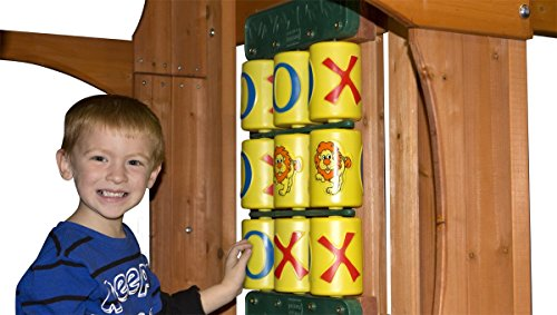 Tic-Tac-Toe By Backyard Discovery front-625866