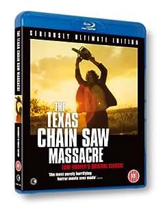 Texas Chainsaw Massacre [Blu-ray] [Import anglais]