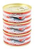 あけぼの さけ水煮EOF3 3缶パック