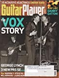 img - for Guitar Player Magazine (October 2007) (The VOX Story - George Lynch - Play Like Danny Gatton) book / textbook / text book