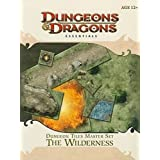 Dungeon Tiles Master Set - The Wilderness: An Essential Dungeons & Dragons Accessory (4th Edition D&D) ~ Wizards RPG Team