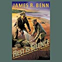 The Rest Is Silence: A Billy Boyle World War II Mystery, Book 9 (       UNABRIDGED) by James R. Benn Narrated by Peter Berkrot