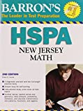 img - for Barron's HSPA New Jersey Math (Barron's How to Prepare for the New Jersey Hspa Exam in Mathematics) by Arendt Eileen D. (2008-08-01) Paperback book / textbook / text book