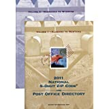 National 5-Digit Zip Code and Post Office Directory 2011 (National Zip Code Directory)