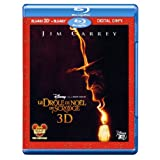 Le dr�le de No�l de Scrooge - Combo Blu-ray 3D active + Blu-ray 2D + copie digitalepar Jim Carrey