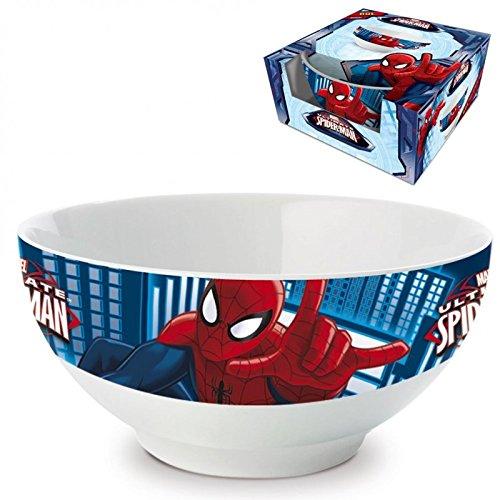 spiderman bol pour enfant 15cm c ramique coloris al atoire les petites annonces gratuites. Black Bedroom Furniture Sets. Home Design Ideas