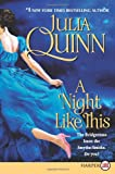 Night Like This, A LP (0062128523) by Quinn, Julia
