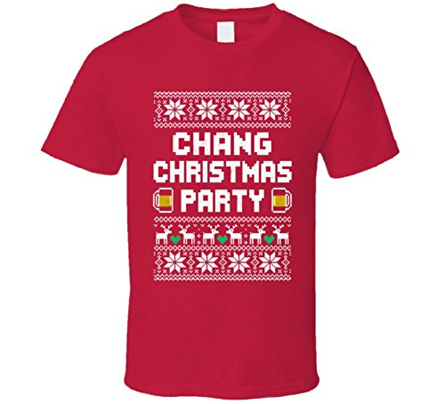 chang-christmas-party-ugly-sweater-name-beer-drinking-t-shirt-2xl-red