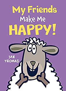 Book Cover: My Friends Make Me Happy!