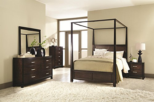 King Size Canopy Bedroom Sets 168208 front