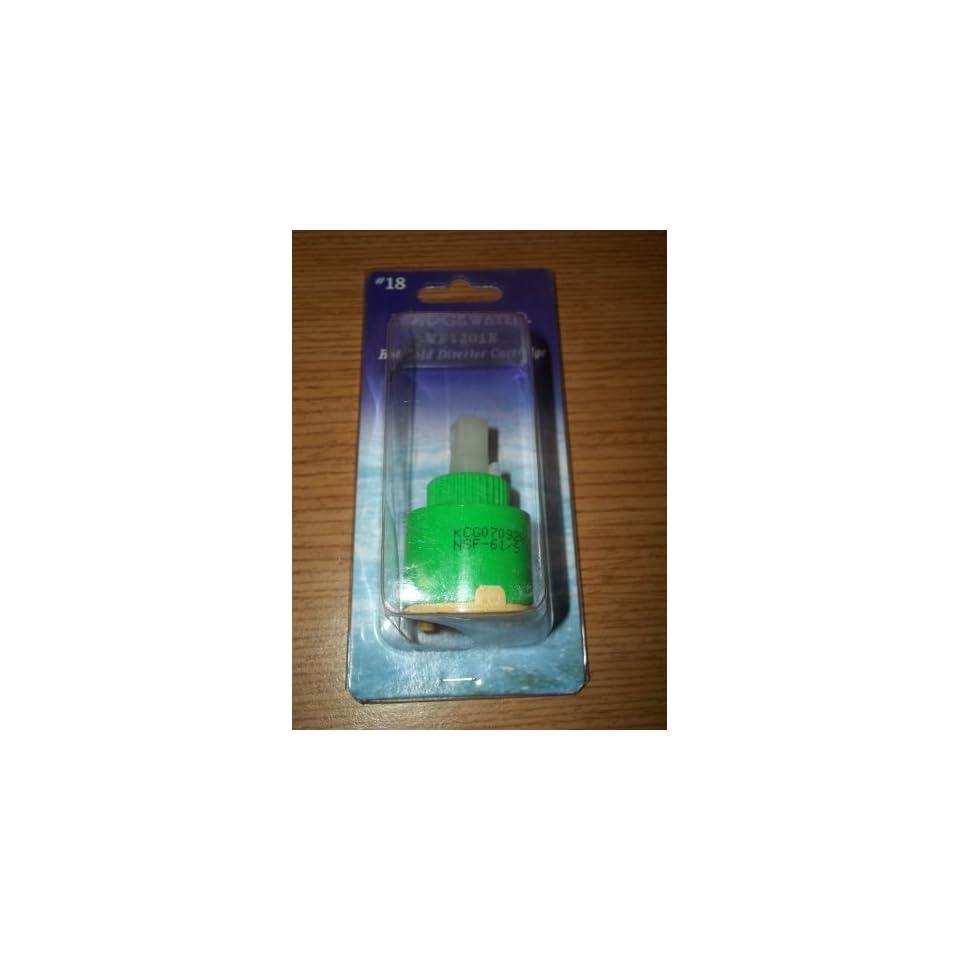 VF1201E Hot/Cold Water Diverter Cartridge for Bridgewater & Wellington Faucets V51121T V51123T