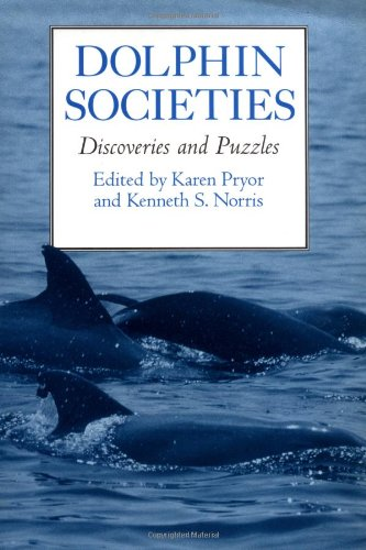 Dolphin Societies: Discoveries And Puzzles front-835129