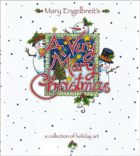 A Very Mary Christmas: A Collection of Holiday Art, Engelbreit, Mary