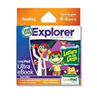 LeapFrog LeapPad Ultra eBook Letters…