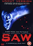 echange, troc Saw (Uncut Version) [Import anglais]