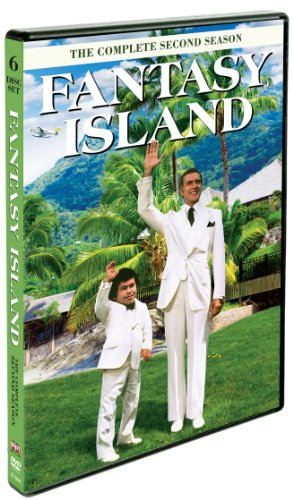 Cover art for  Fantasy Island: The Complete Second Season
