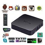 TICTID MXQ Android Tv Box Amlogic S80...