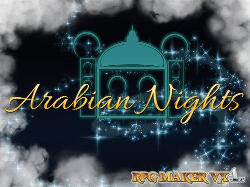 Rpg Maker Vx Dlc - Arabian Nights Resource Pack [Download]