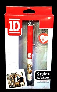 One Direction Stylus with Charm Assortment from One Direction