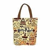 #5: Harry Potter: Doodle Tote Bag