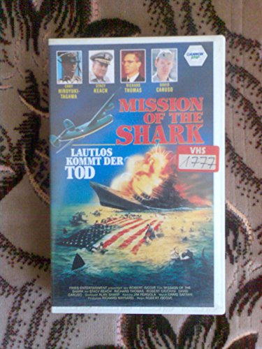 Mission of the Shark - Lautlos kommt der Tod [VHS]