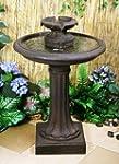 Fontaine Bain d'Oiseaux Maleda