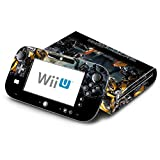 Transformers Bumblebee Decorative Decal Cover Skin for Nintendo Wii U Console and GamePad