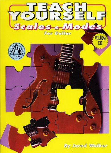 Teach Yourself Scales & Modes with CD