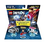 Back to the Future Level Pack - LEGO...