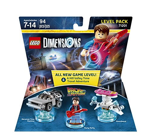 Back to the Future Level Pack – LEGO Dimensions