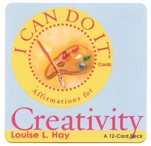 I Can Do It Cards, Creativity (I Can Do It Cards compare prices)