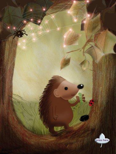 Twinkle Twinkle Light Up Greeting Cards - TT012