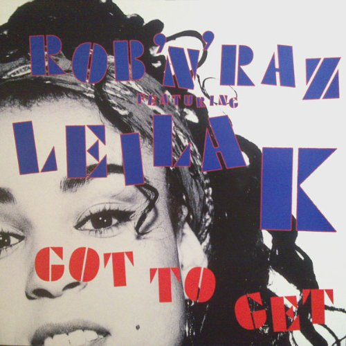 Leila K. - Got to get (US, with Rob