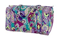 Vera Bradley Luggage Women's Large Du…