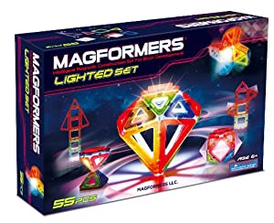 Magformers Lighted Set by Magformers
