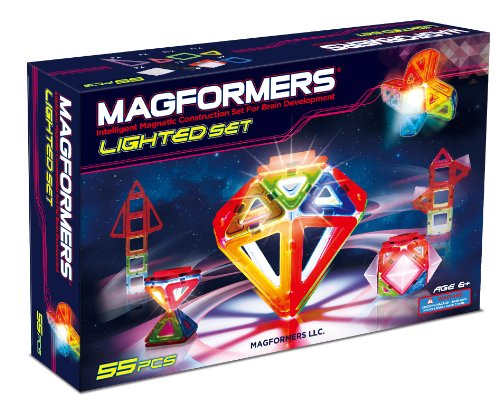 Magformers Lighted Set front-1023852