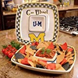 Michigan Wolverines Gameday Chip n Dip