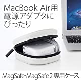 サンワダイレクト MagSafe電源アダプタ専用インナーケース MacBook Air用電源 45Wサイズ対応 200-IN036W